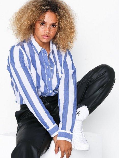 Billede af Lee Jeans One Pocket Shirt Navy Skjorter