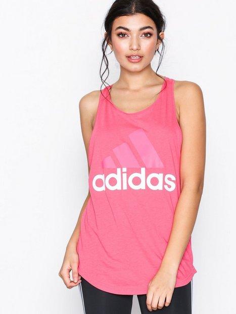 Billede af Adidas Sport Performance Ess Lin Lo Tank Loose-fit Top Really Pink