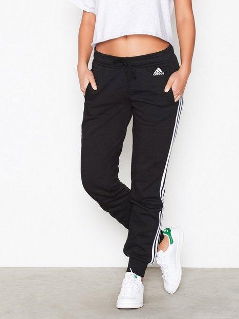 Billede af Adidas Sport Performance Ess 3S Pant CH Sweatpants Sort / Hvid