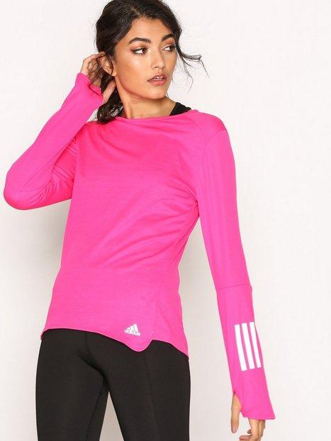 Billede af Adidas Sport Performance Rs Ls Tee W Top Langærmet Rosa/Lyserød