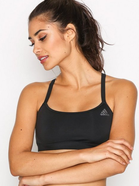 Billede af Adidas Sport Performance Crossback Bra Sports BH Light Support Sort