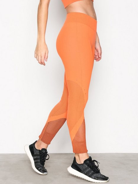 Billede af Adidas Sport Performance Wrap Knit Tight Træningstights Orange