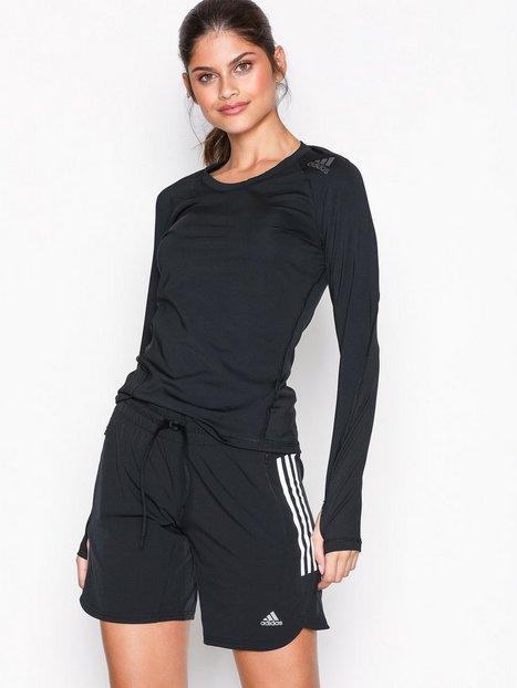 Billede af Adidas Sport Performance Woven Short Loose-fit Shorts Sort