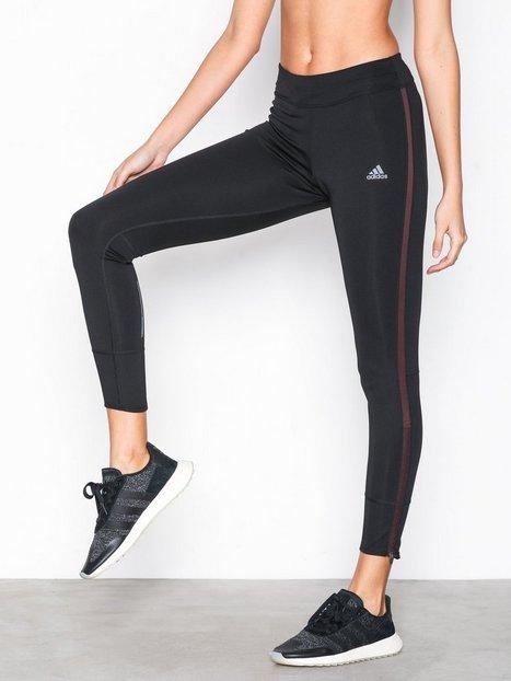 Billede af Adidas Sport Performance Response Tight Træningstights Sort