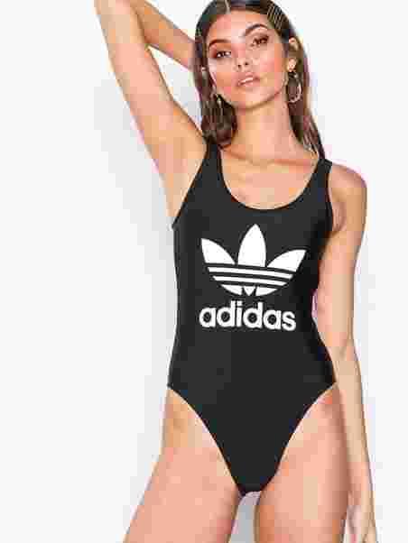 e3d43465fb75d 3Str Swimsuit - Adidas Originals - Black - Swimsuits - Swimwear ...