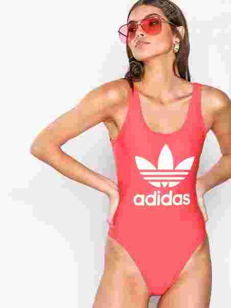 26556c882f6f9 3Str Swimsuit - Adidas Originals - Coral - Swimsuits - Swimwear ...