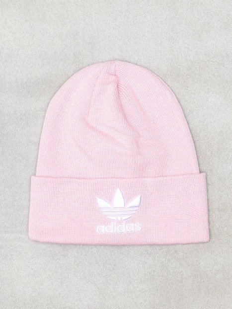 ... coupon code for trefoil beanie adidas originals clear pink beanies  scarves d19ad 435b0 1ecb619f59