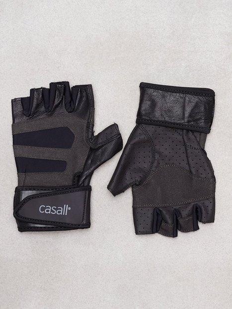 Billede af Casall Exercise glove support Træningshandsker Sort