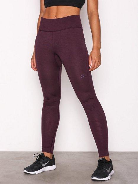 Billede af Craft Fuseknit Comfort Pants Underbukser Lilla