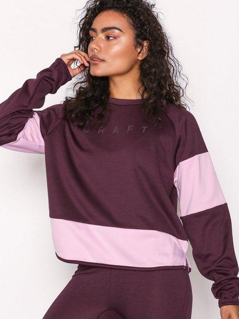 Billede af Craft Breakaway Jersey Sweater Sweatshirts Lilla