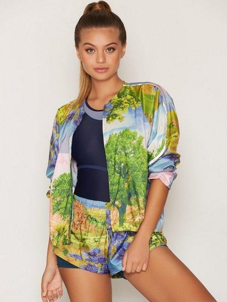 Billede af Adidas by Stella McCartney Run Nature Jacket Kappe & Poncho Multicolor