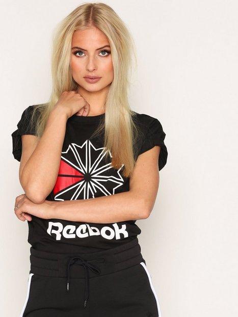 Billede af Reebok Classics F Gr Tee T-shirt Sort