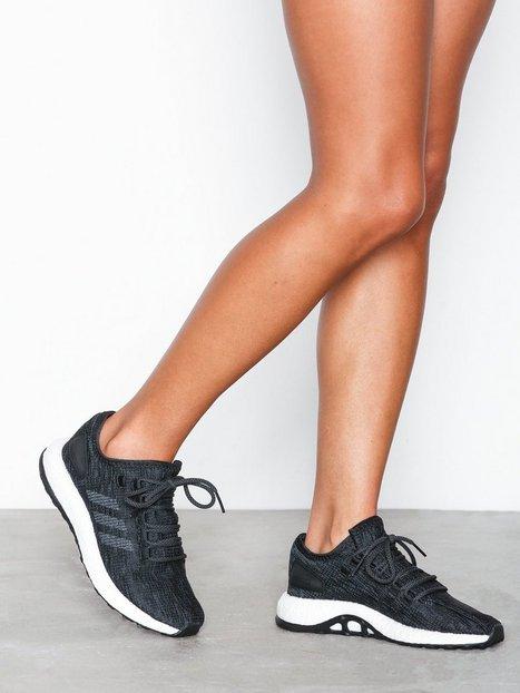 Billede af Adidas Sport Performance Pure Boost Træningssko Sort