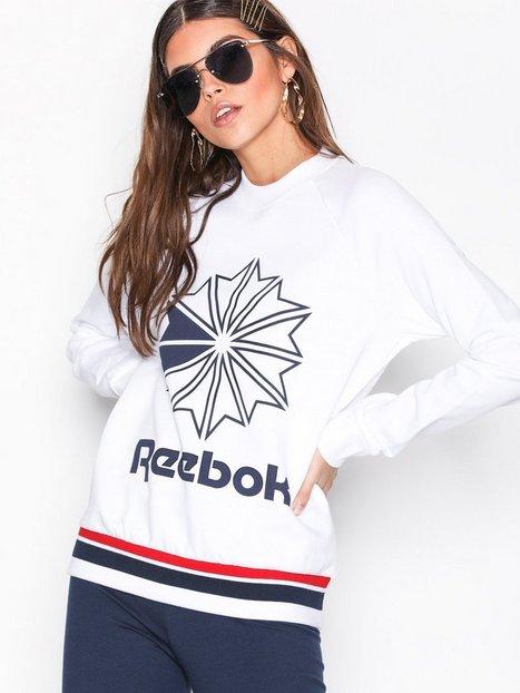 Billede af Reebok Classics AC FT Crew Sweat Sweatshirts Hvid