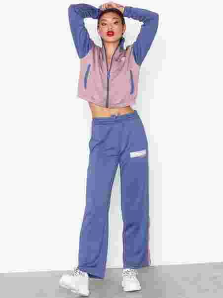 406ad28d Cl R Snap Trackpant - Reebok Classics - Purple - Pants & Shorts ...