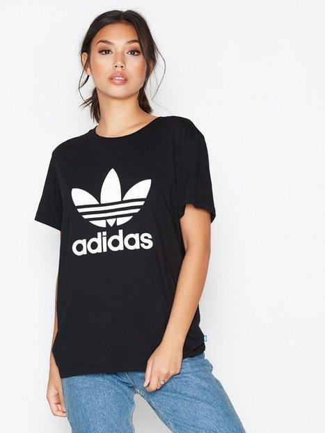 Billede af Adidas Originals Bf Trefoil Tee T-shirt Black