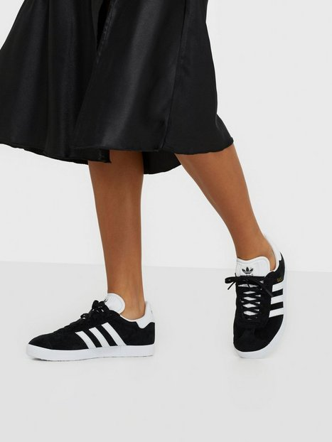 Billede af Adidas Originals Gazelle Low Top Sort