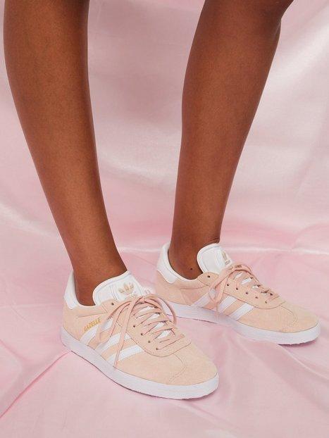 adidas gazelle licht roze