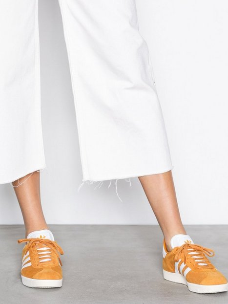 Billede af Adidas Originals Gazelle Low Top Gul