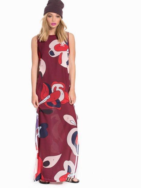 Billede af Adidas Originals Long Dress Kjoler Multicolor