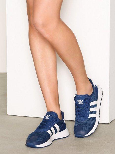 Billede af Adidas Originals Flashback W Low Top Blå