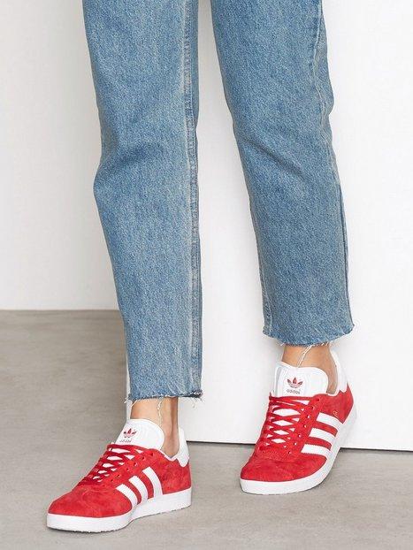 Billede af Adidas Originals Gazelle W Low Top Rød