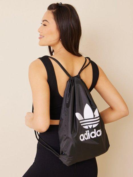 Billede af Adidas Originals Gymsack Trefoil Rygsæk Sort