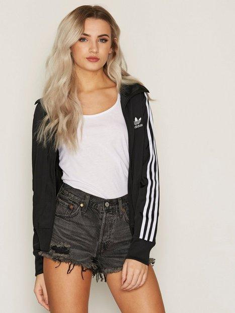 Billede af Adidas Originals Firebird TT Sweatshirt Sort