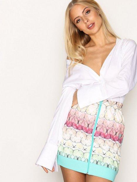 Billede af Adidas Originals B Trackskirt Mini Nederdel Multicolor