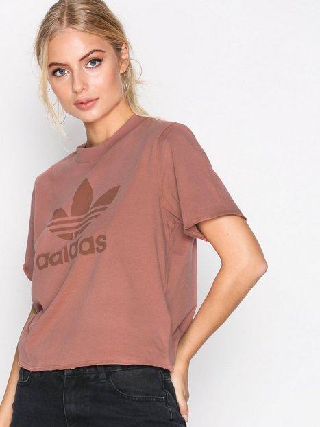 Billede af Adidas Originals Trefoil Tee T-shirt Rosa/Lyserød