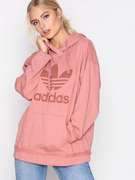 Billede af Adidas Originals TRF Hoodie Hoods Rosa/Lyserød