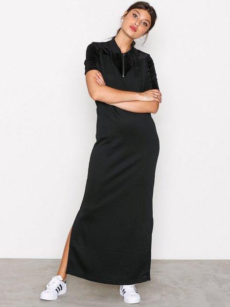 Billede af Adidas Originals VV Long T Dress Maxikjoler Sort