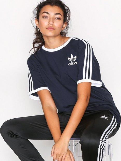 Billede af Adidas Originals 3Stripes Tee T-shirt Legend