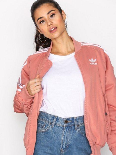 Billede af Adidas Originals Short Bomber BB Bomberjakke Rosa/Lyserød