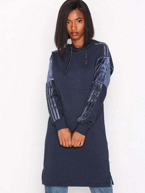 Billede af Adidas Originals Hood Dress Langærmet kjole Legend