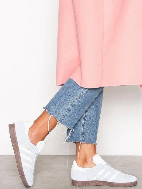 Billede af Adidas Originals Gazelle W Low Top Lyse Blå