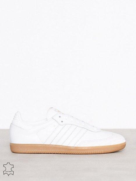 Billede af Adidas Originals Samba W Low Top Hvid