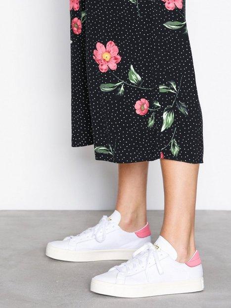 Billede af Adidas Originals Courtvantage Low Top Hvid