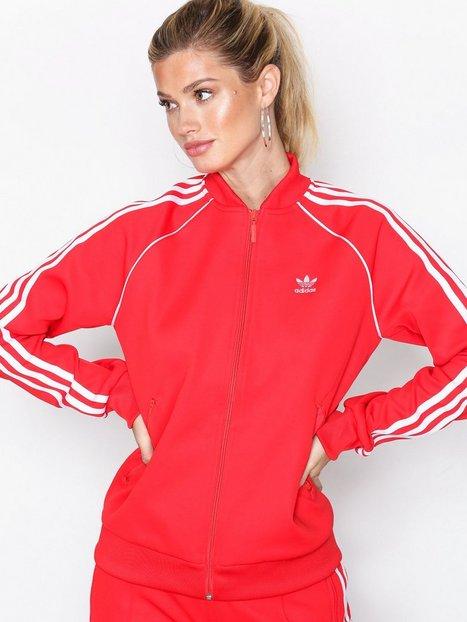 Billede af Adidas Originals Sst Tt Sweatshirts Rød