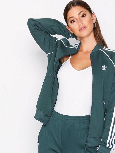 Billede af Adidas Originals Sst Tt Sweatshirt Grøn