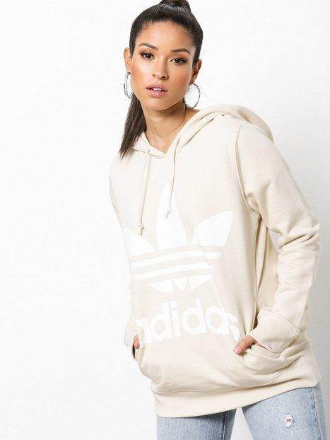 Billede af Adidas Originals Trefoil Hoodie Hættetrøjer Linen
