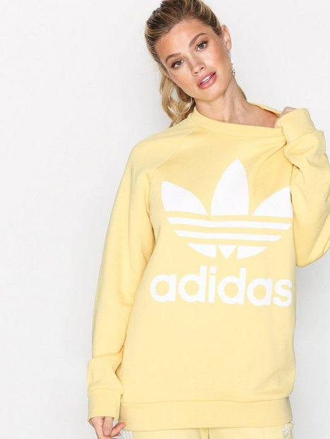 Billede af Adidas Originals Oversized Sweat Sweatshirts Gul
