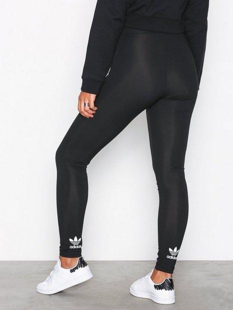Billede af Adidas Originals Trefoil Tight Bukser & Shorts Sort