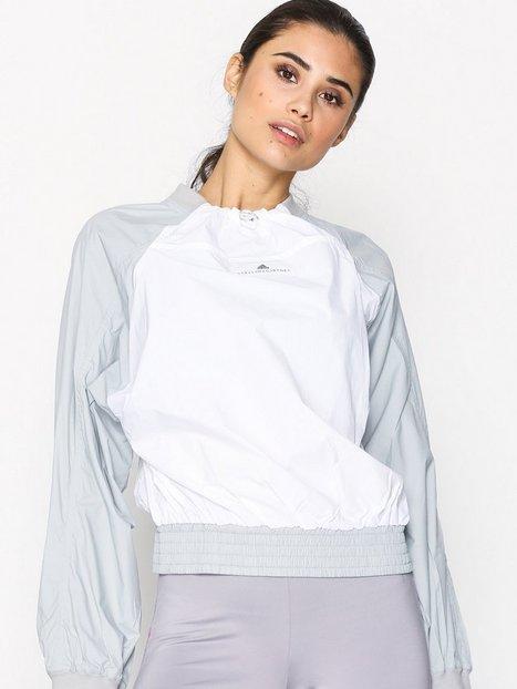 Billede af Adidas by Stella McCartney Run Swatshirt Sweatshirts Hvid