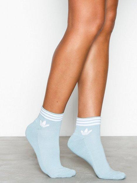 Billede af Adidas Originals Trefoil Ankle Socks Ankelsokker Grøn