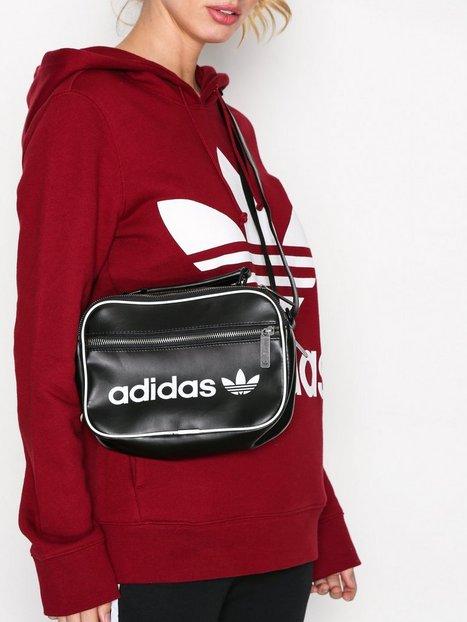Billede af Adidas Originals Mini Airl Vint Skuldertaske Sort