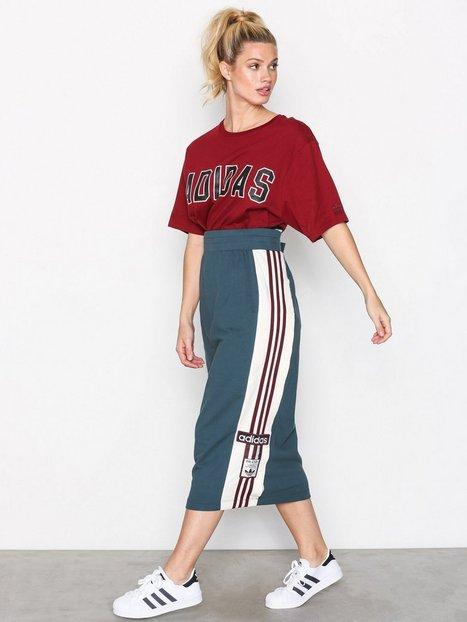 Billede af Adidas Originals Adibreak Skirt Midi Nederdel Midnight