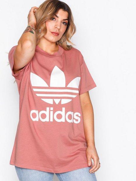 Billede af Adidas Originals Big Trefoil Tee T-shirt Rosa/Lyserød