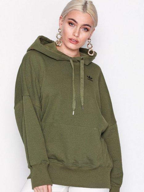 Billede af Adidas Originals Hoodie Graphic Hættetrøjer Olive