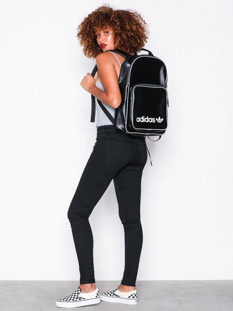 Billede af Adidas Originals Backpack Classic Vintage Rygsæk Sort